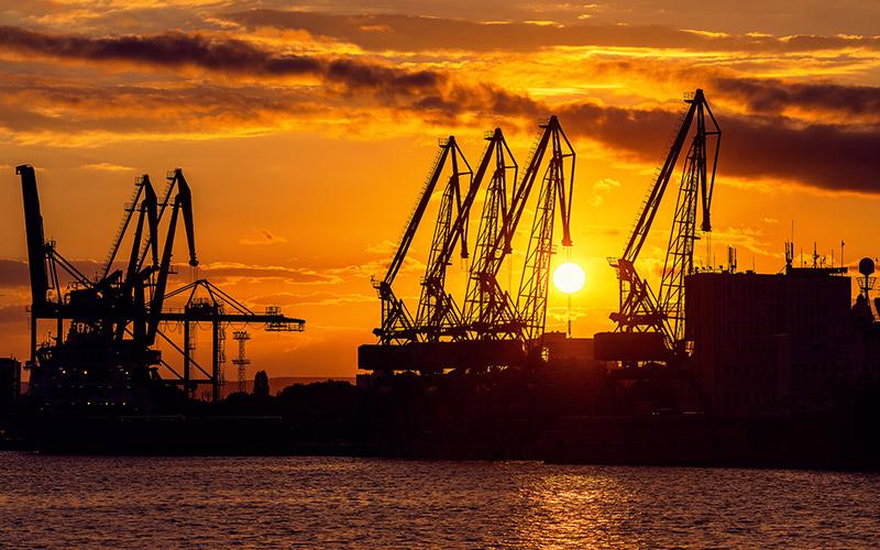 Sea Port Varna