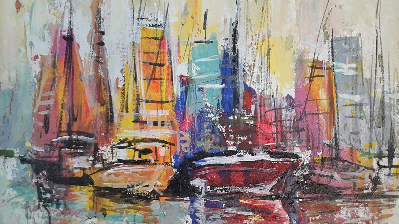 Tina Art Gallery във Варна