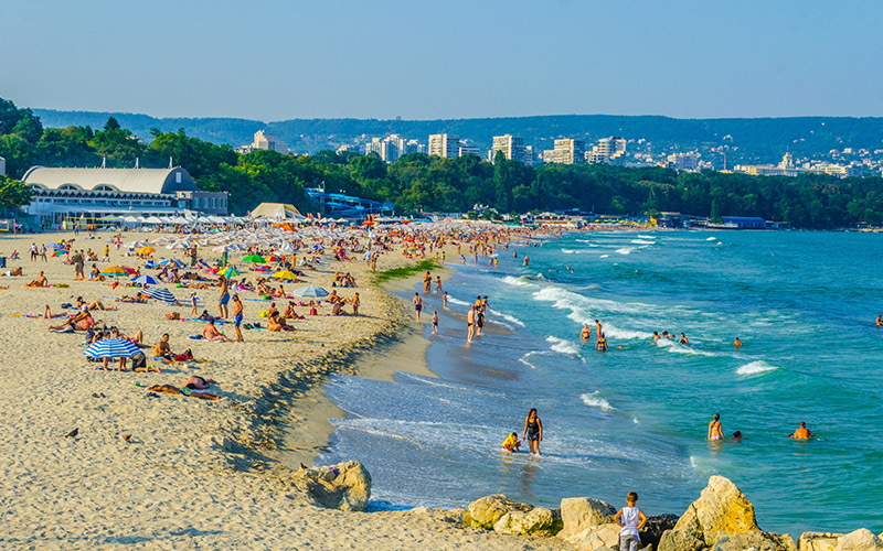 Varna Central Beach