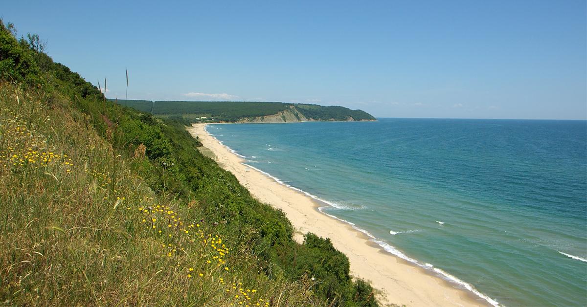 Най-красивите плажове край Варна