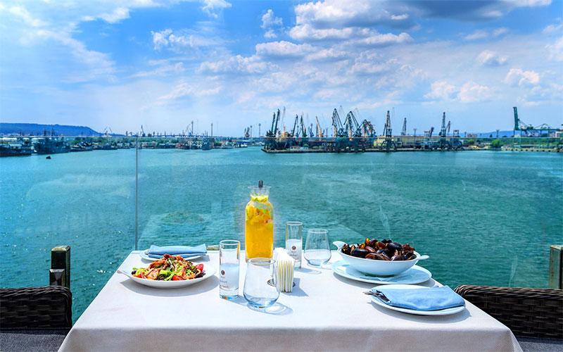 Restaurant Captain Cook Varna