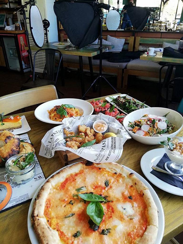 Restaurant La Pastaria Dragoman Varna