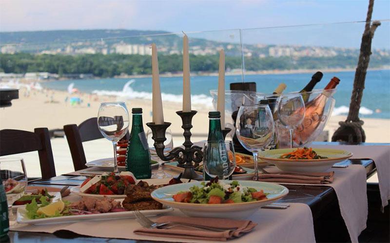 Restaurant Mr Baba in Varna