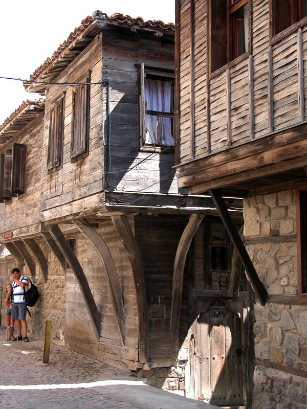 Sozopol Old Town Houses