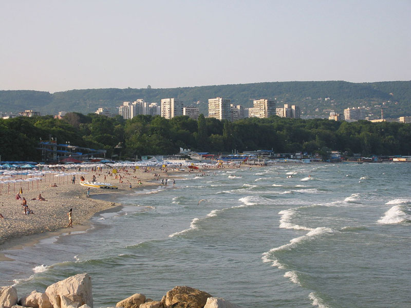 Varna Beaches