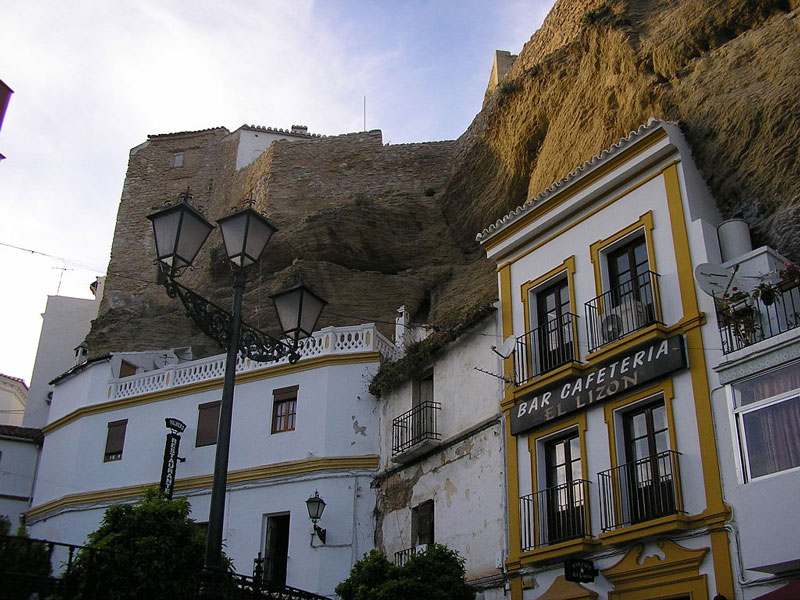 Setenil Spain