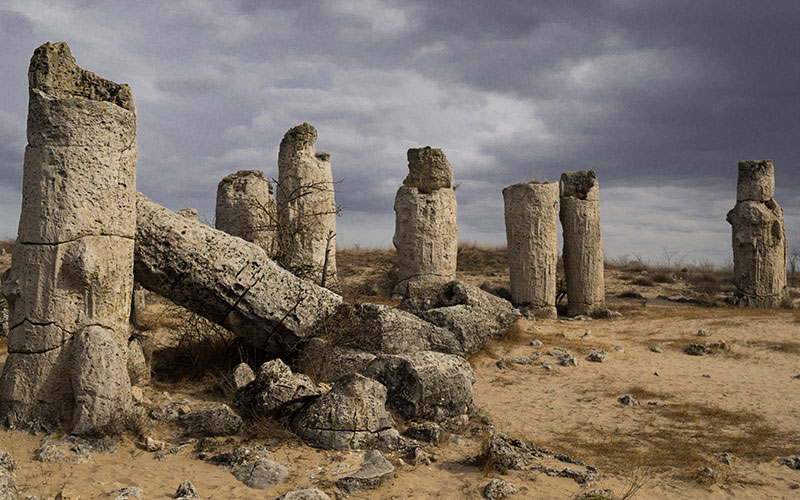 Stone Forest Varna