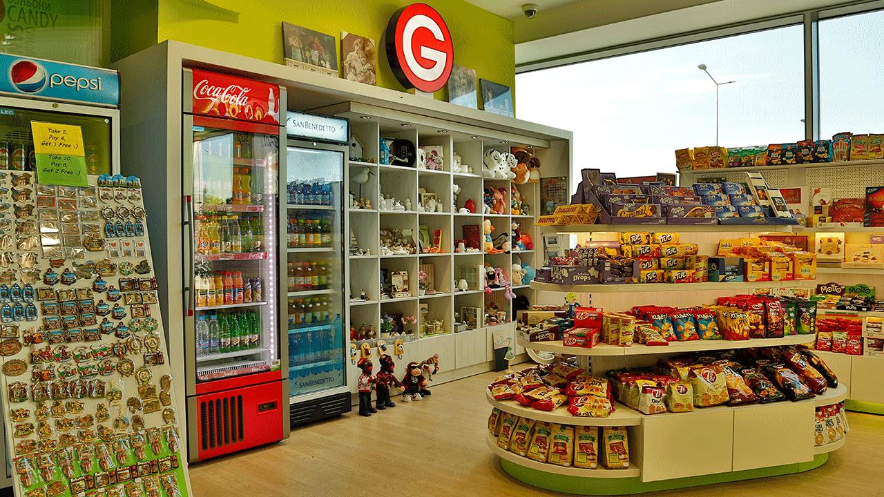 Ginger Shop във Варна