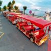 Tourist Attraction Train in Varna