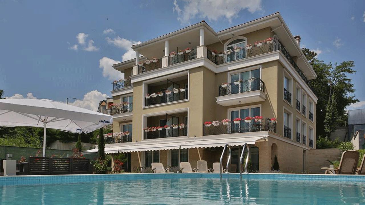 Villa Sophia във Варна