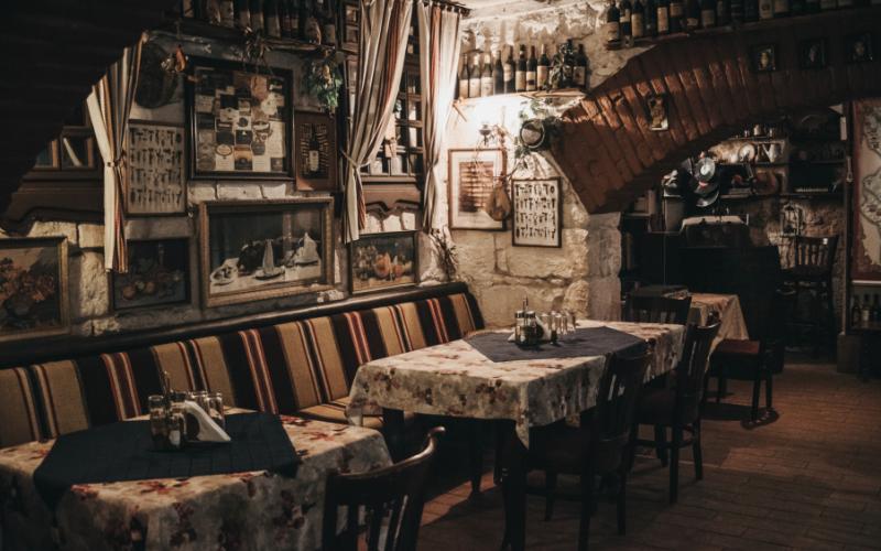 Restaurant Darzalas, Varna