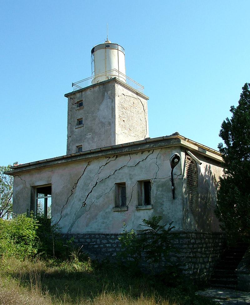 Фарът на Кранево (нос Екрене)