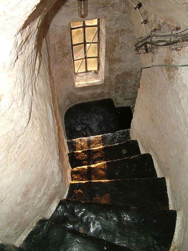В кулата на фар Шабла