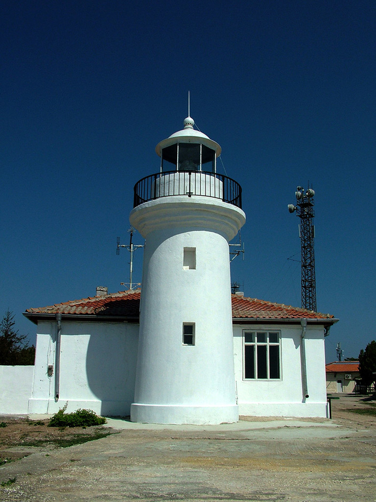Kaliakra Lighthouse © Bela Benova, August 2007