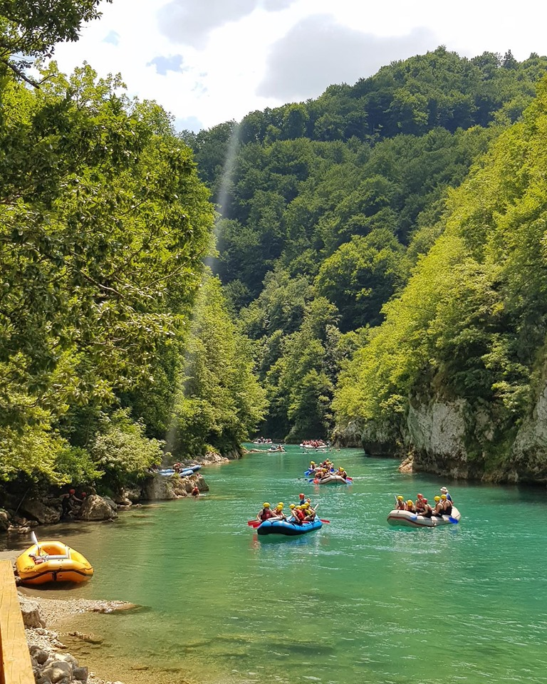 Rafting Center Drina-Tara, Bosnia and Herzegovina