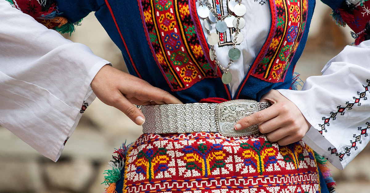 Traditional Bulgarian Costumes And Embroideries: History And Types
