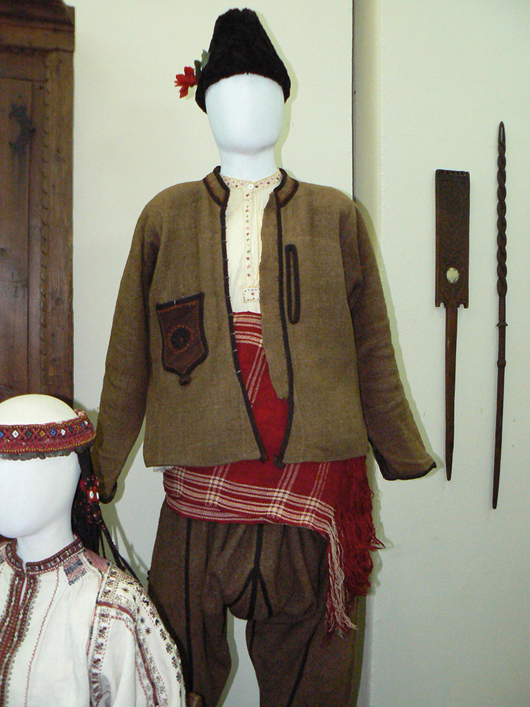Men's traditional costumes, Bulgaria