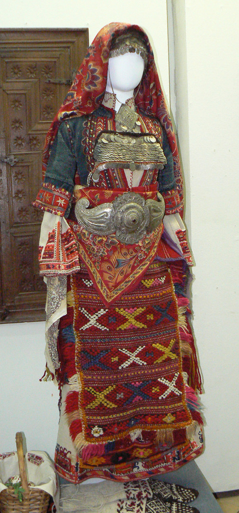 Female Folk Costume, Bulgaria