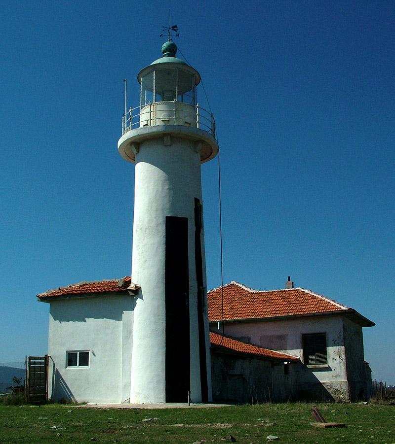 Saint Ivan Island lighthouse © Bela Benova, September 2007